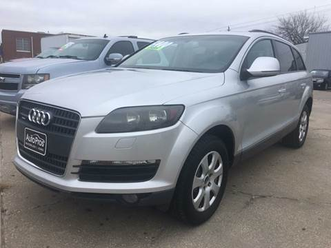 2007 Audi Q7 for sale at AutoPros - Waterloo in Waterloo IA