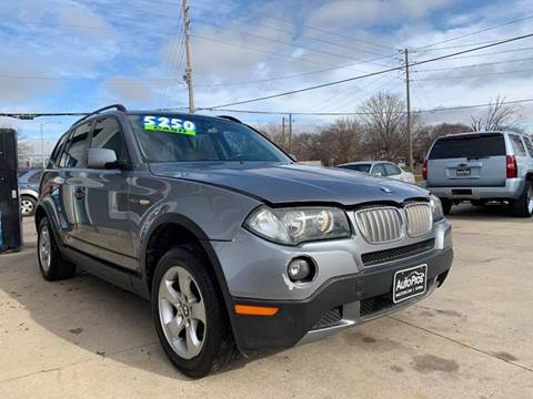 2007 BMW X3 for sale at AutoPros - Waterloo in Waterloo IA