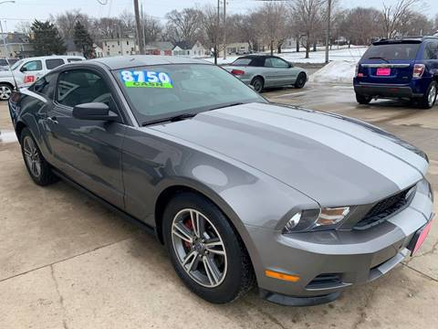 2011 Ford Mustang for sale in Waterloo, IA