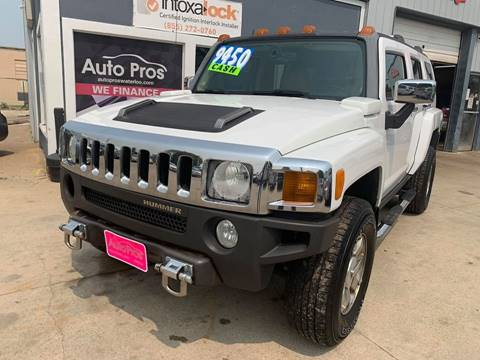 2006 HUMMER H3 for sale in Waterloo, IA