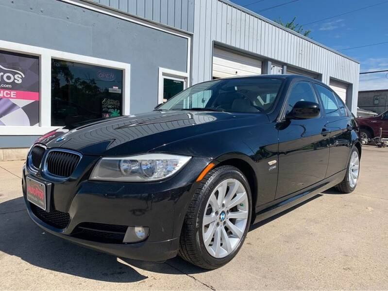 2011 BMW 3 Series for sale at AutoPros - Waterloo in Waterloo IA