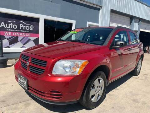 2008 Dodge Caliber for sale at AutoPros - Waterloo in Waterloo IA