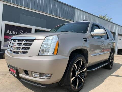 2007 Cadillac Escalade for sale at AutoPros - Waterloo in Waterloo IA