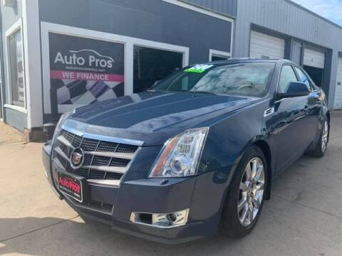 2009 Cadillac CTS for sale at AutoPros - Waterloo in Waterloo IA