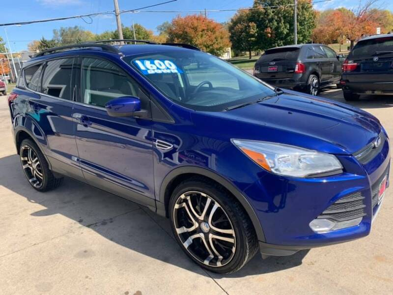 2013 Ford Escape for sale at AutoPros - Waterloo in Waterloo IA