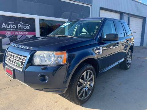 2010 Land Rover LR2 for sale at AutoPros - Waterloo in Waterloo IA