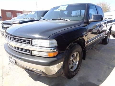 2000 Chevrolet Silverado 1500 for sale in Waterloo, IA