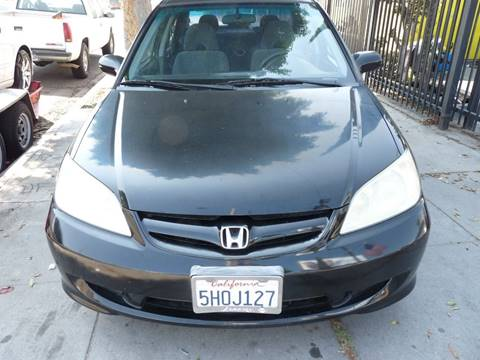 2004 Honda Civic For Sale In Los Angeles, CA