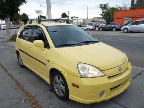 2002 Suzuki Aerio for sale in Los Angeles, CA