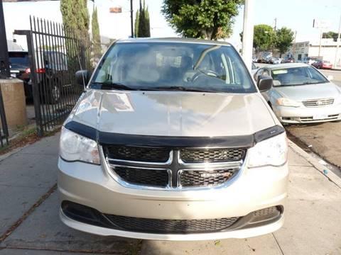 2012 Dodge Grand Caravan for sale in Los Angeles, CA