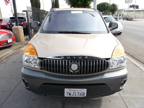 2002 Buick Rendezvous for sale in Los Angeles, CA