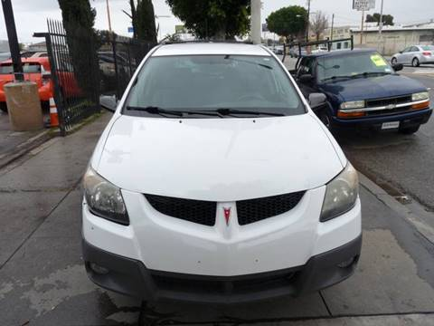 2003 Pontiac Vibe for sale in Los Angeles, CA