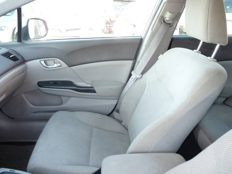 2012 Honda Civic LX 4dr Sedan 5A In Los Angeles CA