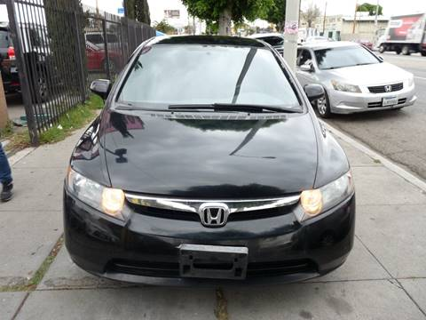 2007 Honda Civic for sale in Los Angeles, CA