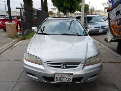 2002 Honda Accord for sale in Los Angeles, CA