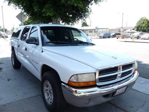 2001 Dodge Dakota for sale in Los Angeles, CA