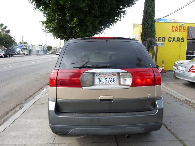 2002 Buick Rendezvous CX 4dr SUV In Los Angeles CA