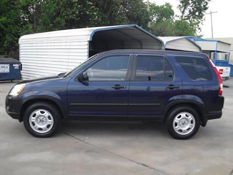 2006 Honda CR-V for sale in Houston, TX