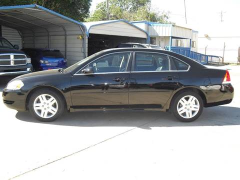 2011 Chevrolet Impala for sale in Houston, TX