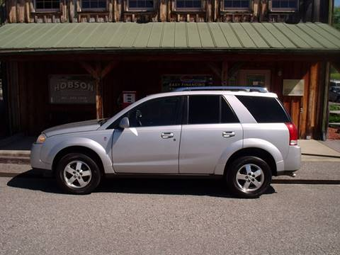 2006 Saturn Vue for sale at Hobson Performance Cars in East Bend NC