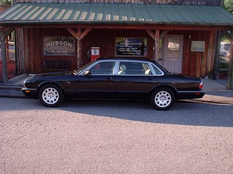 2001 Jaguar XJ-Series for sale at Hobson Performance Cars in East Bend NC