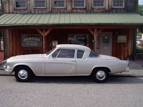 Studebaker For Sale  Carsforsalecom