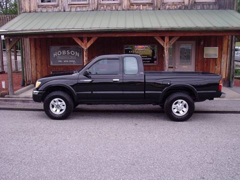1998 Toyota Tacoma for sale at Hobson Performance Cars in East Bend NC
