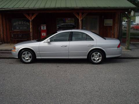 2000 Lincoln LS for sale in East Bend, NC