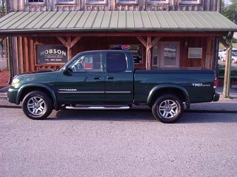 2004 Toyota Tundra for sale at Hobson Performance Cars in East Bend NC