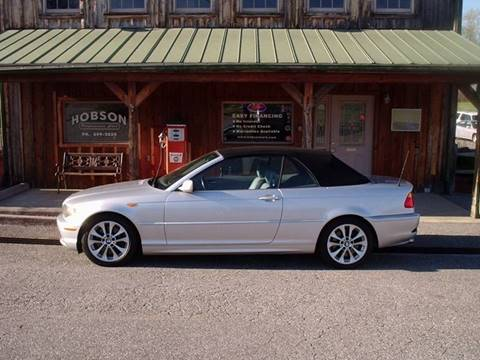 2004 BMW 3 Series for sale at Hobson Performance Cars in East Bend NC