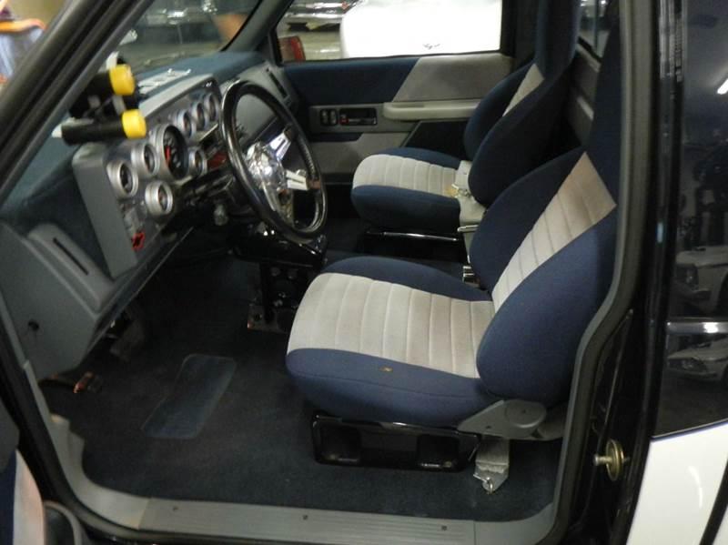 1990 Chevrolet C/K 1500 Series 2dr C1500 454SS Standard Cab SB - Los Angeles CA