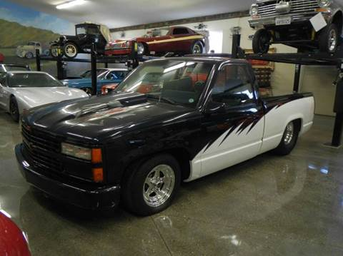 1990 Chevrolet C/K 1500 Series for sale at California Cadillac & Collectibles in Los Angeles CA