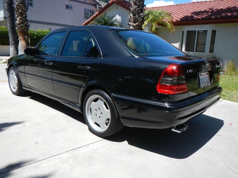 1999 Mercedes-Benz C-Class C43 AMG 4dr Sedan - Los Angeles CA