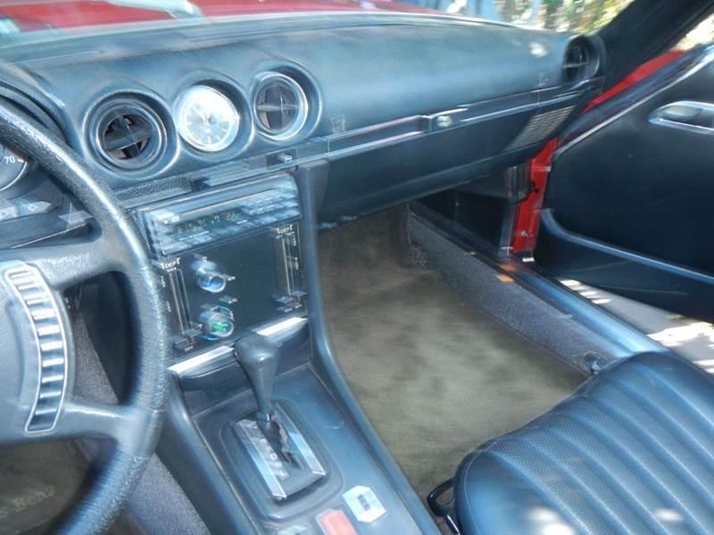 1972 Mercedes-Benz SL-Class  - Los Angeles CA