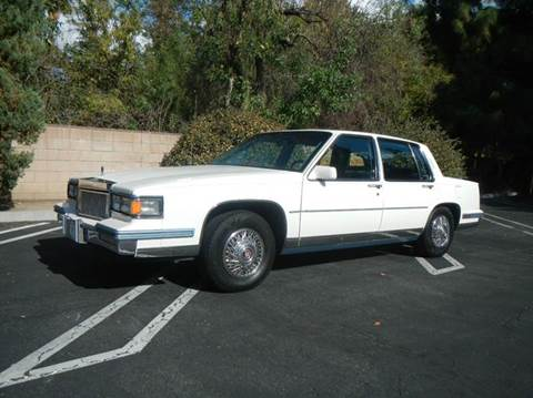 Cadillac Deville For Sale In Los Angeles Ca Carsforsale Com