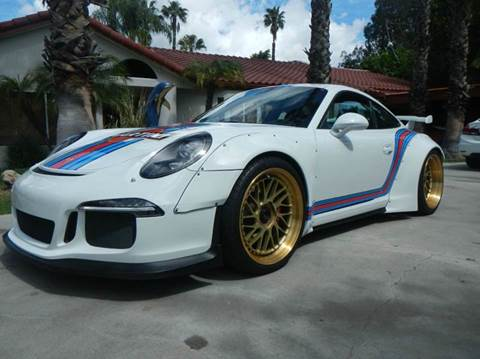 2014 Porsche 911 for sale at California Cadillac & Collectibles in Los Angeles CA