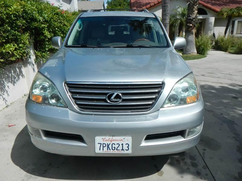 2007 Lexus GX 470 Base 4dr SUV 4WD - Los Angeles CA