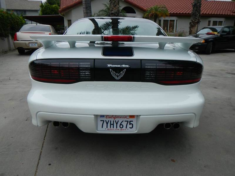 1994 Pontiac Firebird Trans Am 25th Anniversary 2dr Hatchback - Los Angeles CA