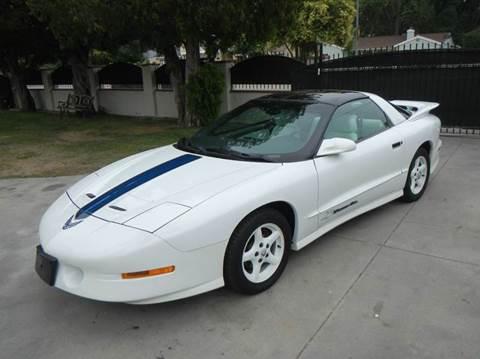 1994 Pontiac Firebird for sale in Los Angeles, CA
