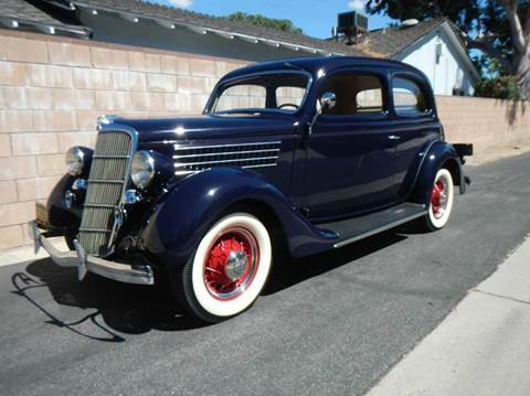 1935 Ford Super Deluxe