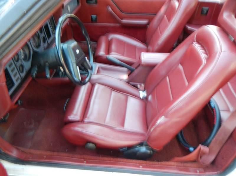 1984 Ford Mustang GT 2dr Convertible - Los Angeles CA