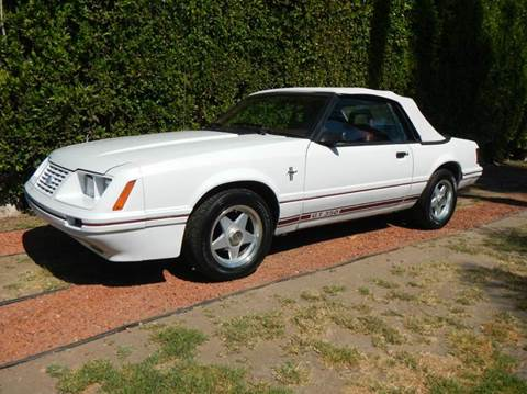 1984 Ford Mustang for sale in Los Angeles, CA