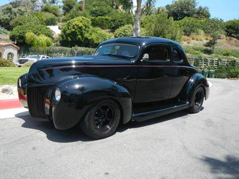 1939 Ford Tudor for sale in Los Angeles, CA