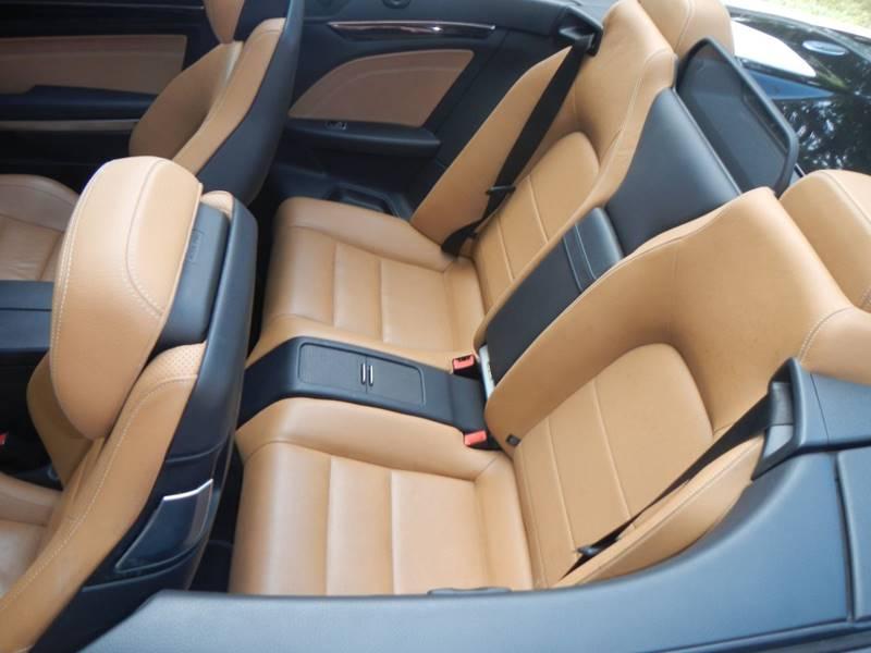 2016 Mercedes-Benz E-Class E 550 2dr Convertible - Los Angeles CA