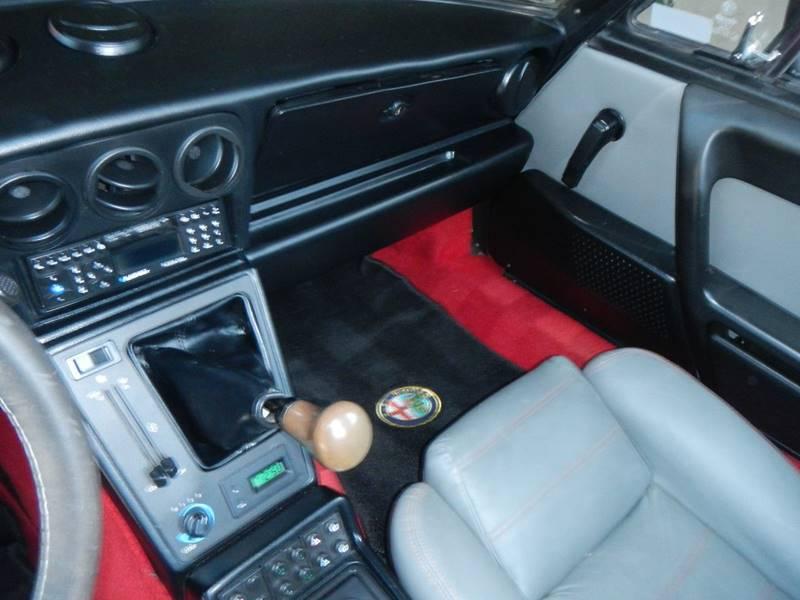 1990 Alfa Romeo Spider  - Los Angeles CA
