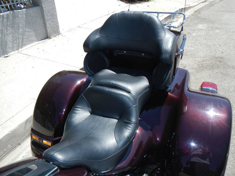 2006 Harley Davidson Ultra Glide Classic Trike Three Wheeler - Los Angeles CA