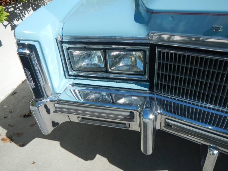 1977 Cadillac Eldorado  - Los Angeles CA
