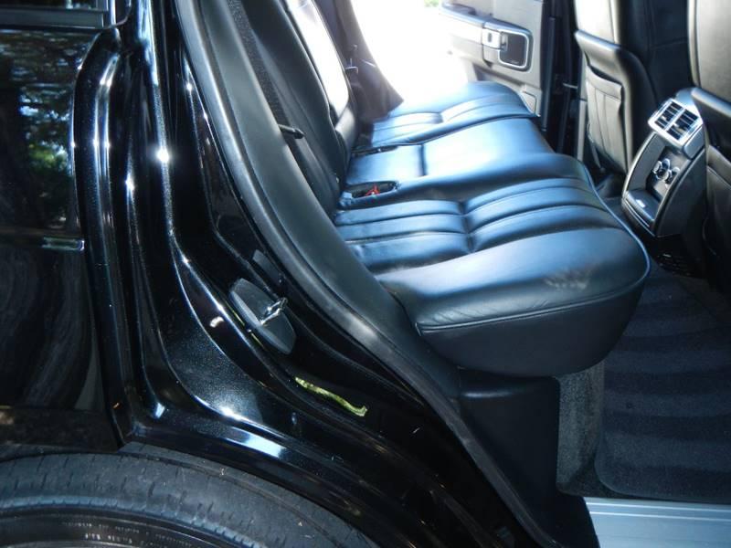 2011 Land Rover Range Rover 4x4 HSE 4dr SUV - Los Angeles CA