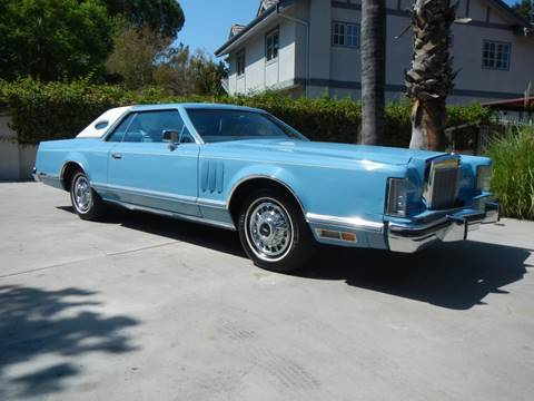 1979 Lincoln Mark V for sale in Los Angeles, CA