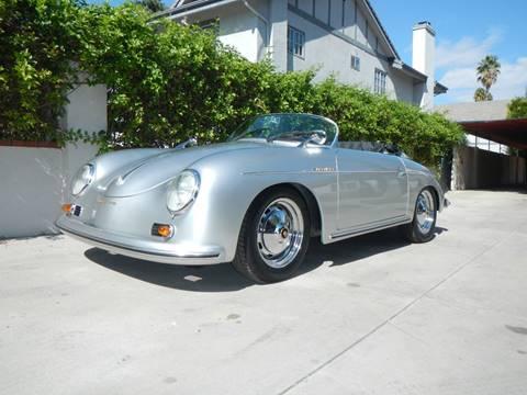 1956 Porsche 356 Speedster for sale in Los Angeles, CA